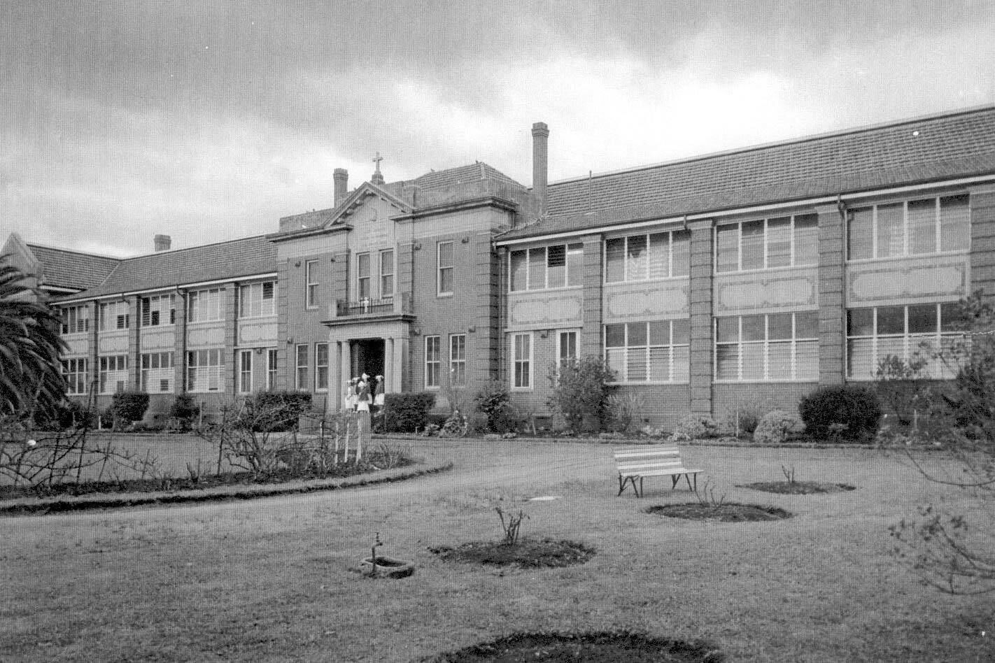 St Joseph's Babies Home In Broadmeadows In The 1960s