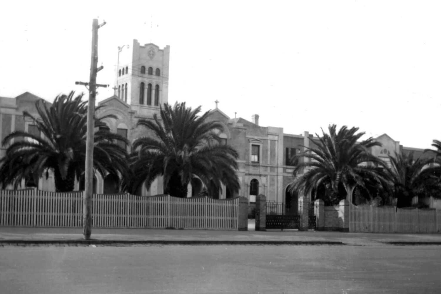 St Vincent's Boys' Orphanage in South Melbourne, circa 1945