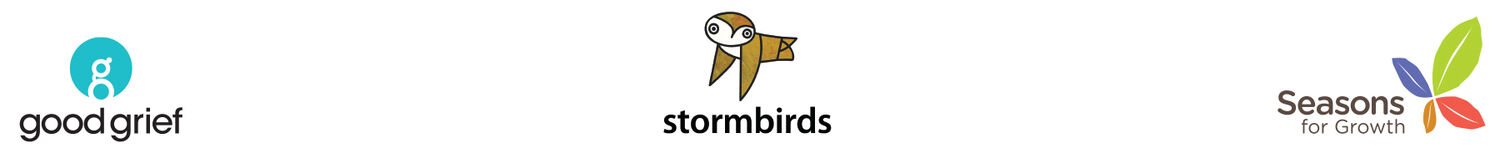 Goodgrief Seasons For Growth Stormbirds Logo